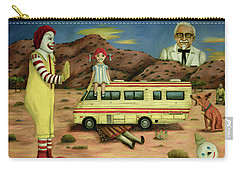 Fast Food Nightmare 5 The Mirage Carry-all Pouch