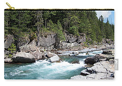 Fast River Carry-all Pouch