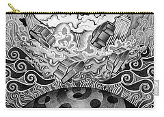 Fata Morgana Carry-all Pouch