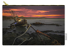 Fate Of The Point Estero Carry-all Pouch