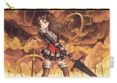 Fate/stay Night Unlimited Blade Works Carry-all Pouch
