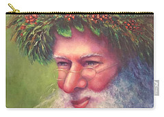 Father Christmas Carry-all Pouch
