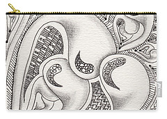 Father Heart Carry-all Pouch