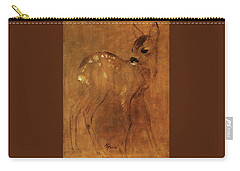 Fawn Carry-all Pouch