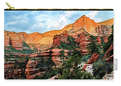 Fay Canyon 07-053 Carry-all Pouch by Scott McAllister