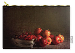 Feast Of Fruits Carry-all Pouch by Tom Mc Nemar