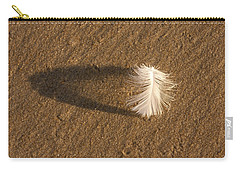Feather Arch Carry-all Pouch