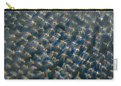Carry-all Pouch featuring the photograph Feather Bed by Greg Collins