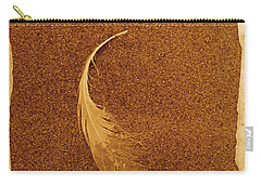 Feather Carry-all Pouch