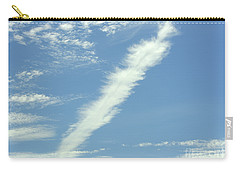 Feather Cloud Carry-all Pouch