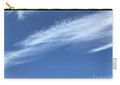 Feather In The Sky Carry-all Pouch