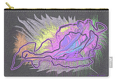 Feathered Daydreams Carry-all Pouch