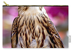 Feathered Wizard Carry-all Pouch by Liz Masoner