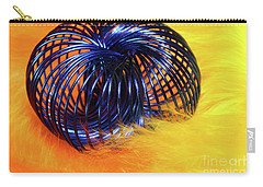 Feathers And Jewelry  Carry-all Pouch