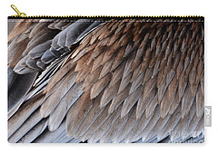 Feathers Cascade Carry-all Pouch