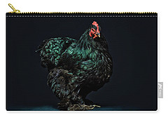 Feathers Carry-all Pouch by John Towner