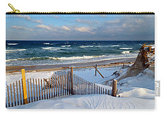 February Delight Carry-all Pouch by Dianne Cowen