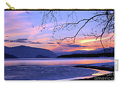 February Sunset 2 Carry-all Pouch