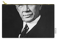 Federal Reserve Banker Carry-all Pouch by Underwood Archives