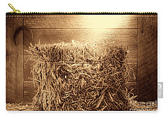 Feed Carry-all Pouch by American West Legend By Olivier Le Queinec