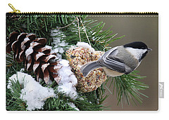 Feeding Feathered Friends Carry-all Pouch