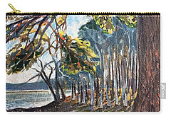 Feel The Breeze Carry-all Pouch