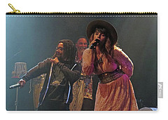 Carry-all Pouch featuring the photograph Feel The Music by Aaron Martens