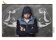 Feel Weak Think Strong Carry-all Pouch