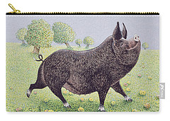 Feeling Great  Carry-all Pouch by Pat Scott