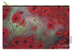 Feeling Poppy Carry-all Pouch