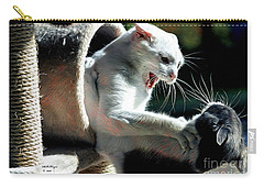 Felines Roughing It Carry-all Pouch