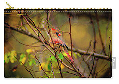 Female Cardinal #1 Carry-all Pouch