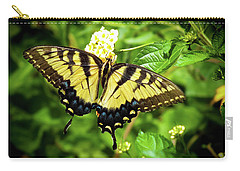 Female Eastern Tiger Swallowtail  Carry-all Pouch