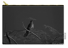 Female Grackle Carry-all Pouch