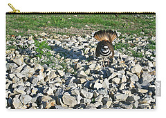 Female Killdeer Protecting Nest Carry-all Pouch