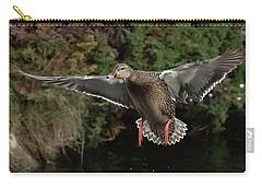 Female Mallard Carry-all Pouch
