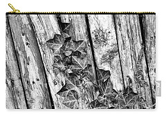 Fence And Ivy Carry-all Pouch