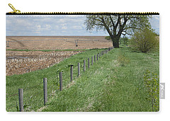 Fence Line Carry-all Pouch by Renie Rutten