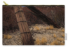 Fence Post And Storm Carry-all Pouch