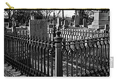 Fenced Grave Carry-all Pouch