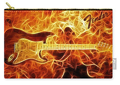 Fender Stratocaster Carry-all Pouch by Taylan Apukovska