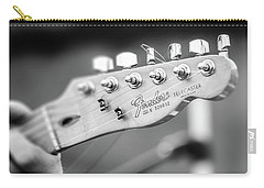 Fender Telecaster Monochrome - Detail Carry-all Pouch