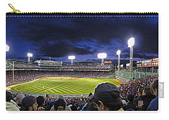 Fenway Night Carry-all Pouch by Rick Berk