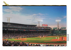 Fenway Park Panoramic - Boston Carry-all Pouch