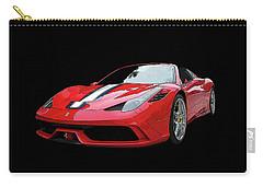 Ferrari 458 Speciale Aperta Carry-all Pouch