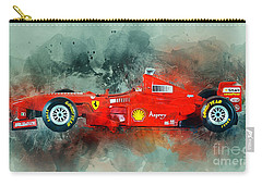 Ferrari F1 Carry-all Pouch