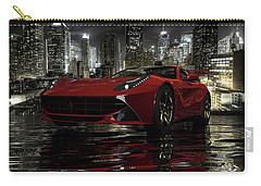 Ferrari F12berlinetta Carry-all Pouch by Louis Ferreira