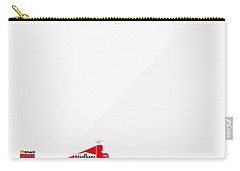 Ferrari F2001 F1 Poster Carry-all Pouch