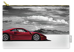 Ferrari F40 Carry-all Pouch by Douglas Pittman