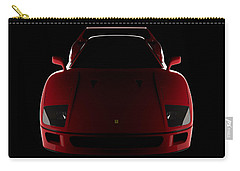 Ferrari F40 - Front View Carry-all Pouch